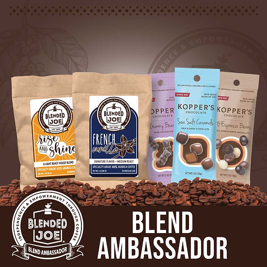 Blend Ambassador - Coffee & Chocolate Sampler