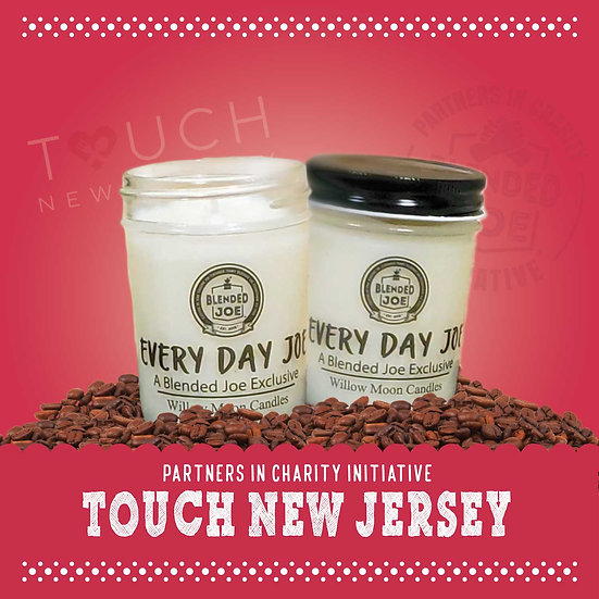 Touch New Jersey - Every Day Joe Candle