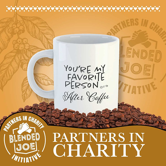 AACNJ - You're My Favorite Person Mug