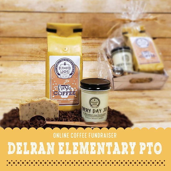 Delran Elementary - I Love Coffee Gift Set