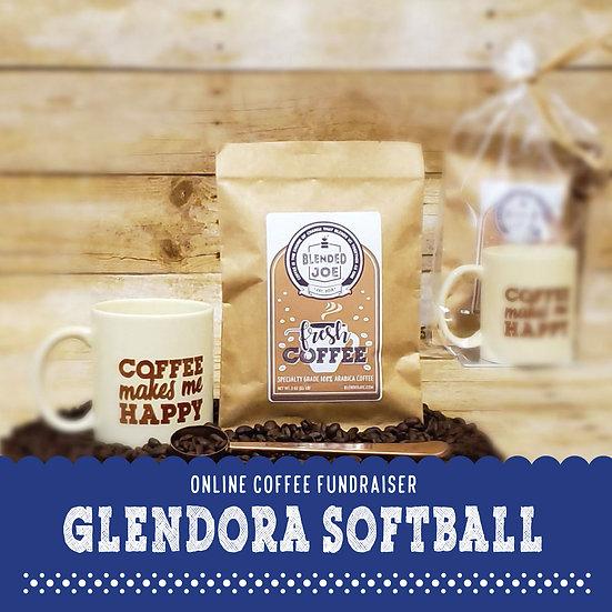 Glendora Softball - Coffee & Mug 3oz Gift Set