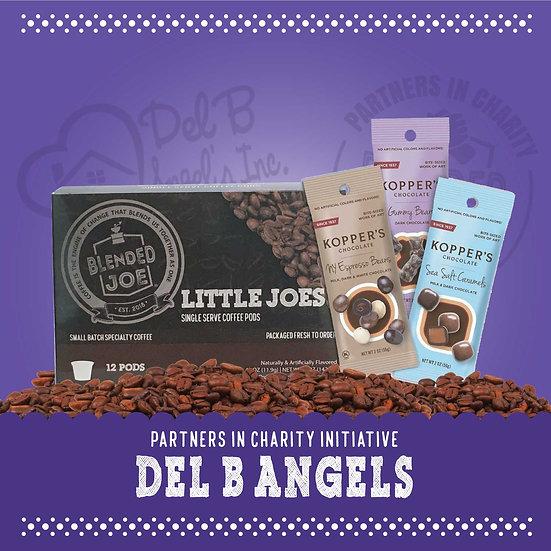 Del B Angels - Little Joes & Chocolate