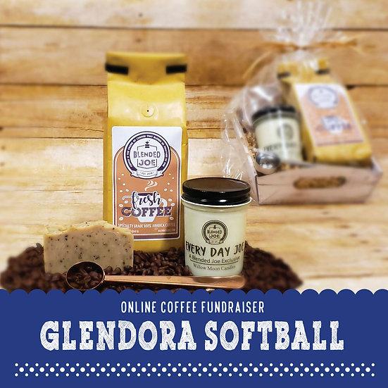 Glendora Softball - I Love Coffee Gift Set