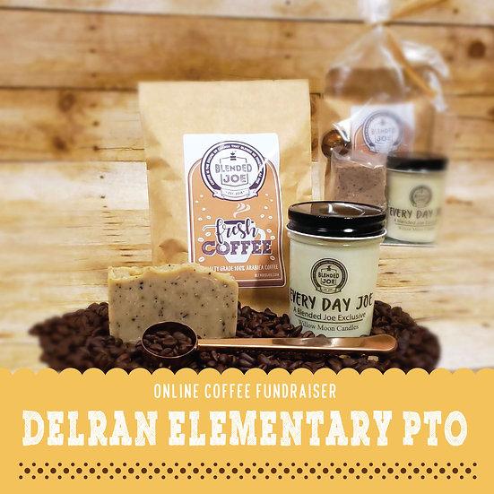 Delran Elementary - I Love Coffee Mini Gift Set