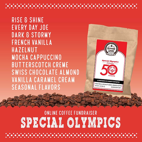 Special Olympics - Delaware 3oz Pack
