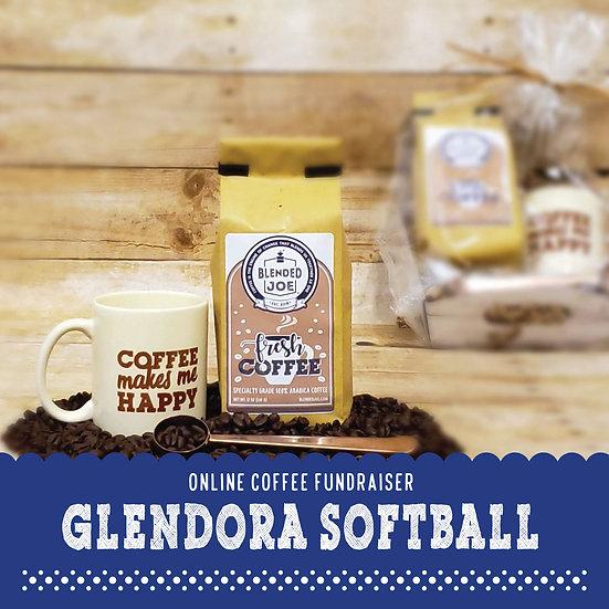 Glendora Softball - Coffee & Mug 12oz Gift Set