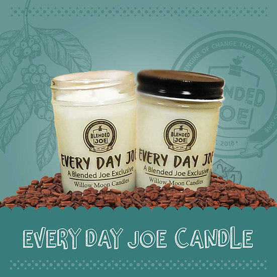 Every Day Joe Candle