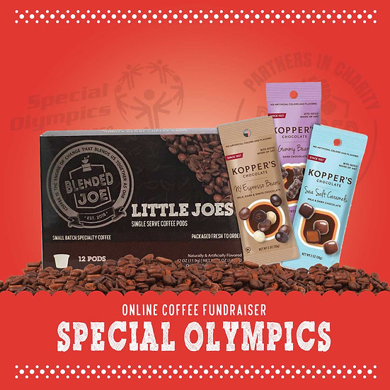 Special Olympics - Little Joes & Chocolate