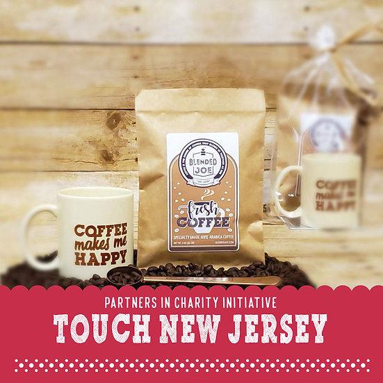 Touch New Jersey - Coffee & Mug 3oz Gift Set