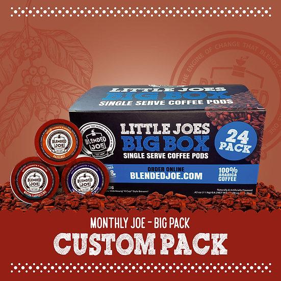 Monthly Joe Custom Variety BIG Pack