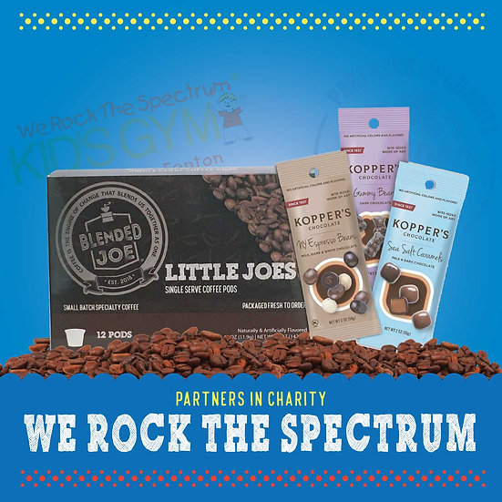 We Rock The Spectrum - Little Joes & Chocolate