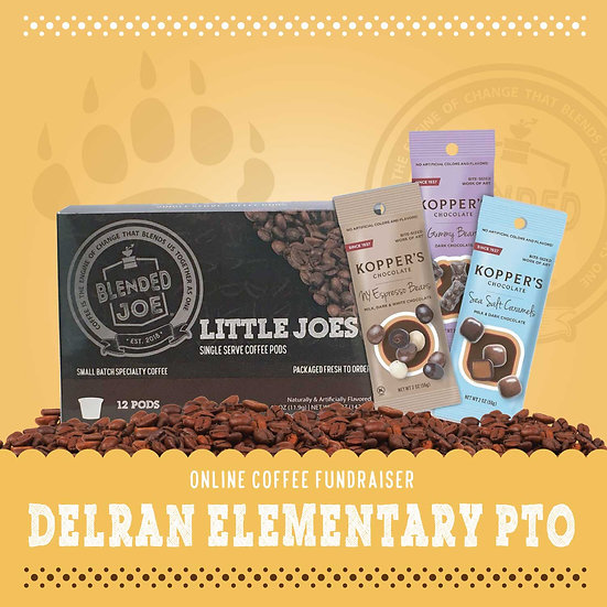 Delran Elementary - Little Joes & Chocolate