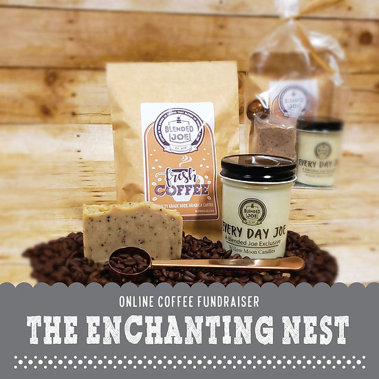 Enchanting Nest - I Love Coffee Mini Gift Set