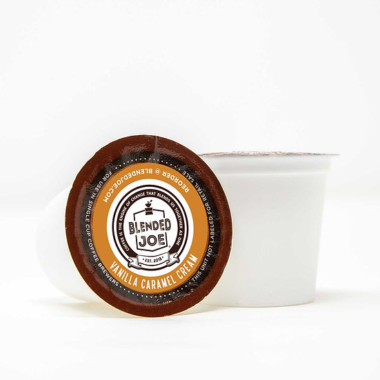 Vanilla Caramel Cream Pods