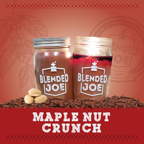 Maple Nut Crunch Candle