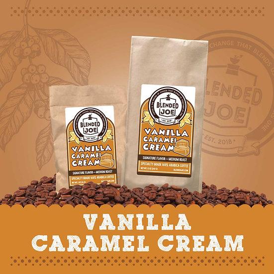 Vanilla Caramel Cream