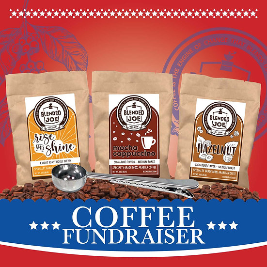 Olson - Coffee Lover's Sampler