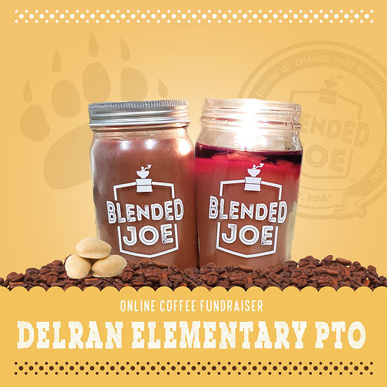 Delran Elementary - Maple Nut Crunch Candle