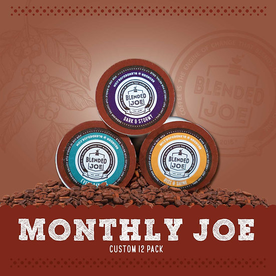 Monthly Joe - 12ct Variety Pack