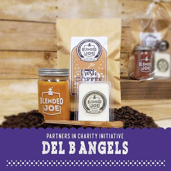 Del B Angels - I Love Coffee Mini Seasonal Gift Set