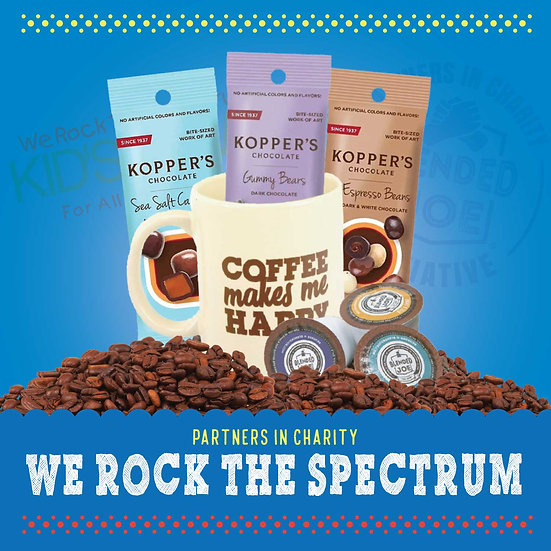 We Rock The Spectrum - Little Joes Mug-Oh-Happiness