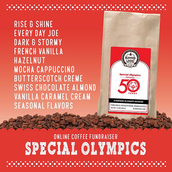 Special Olympics - Delaware 12oz Pack