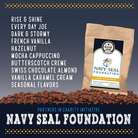 Navy SEAL Foundation 3oz Pack