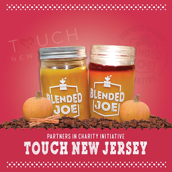 Touch New Jersey - Pumpkin Spice Latte Candle