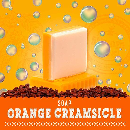 Orange Creamsicle Body Bar