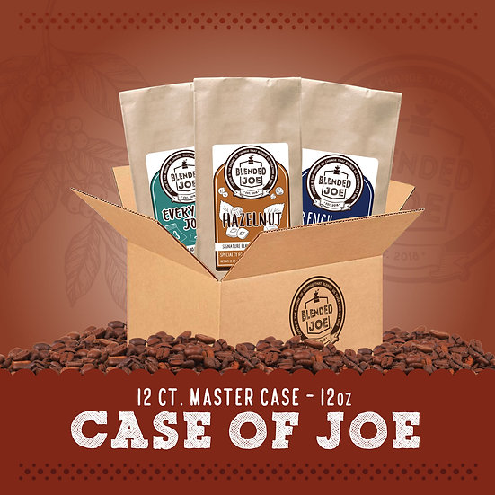 Plot Twist - Case of Joe 12oz Packs | 12 Unit Master Case