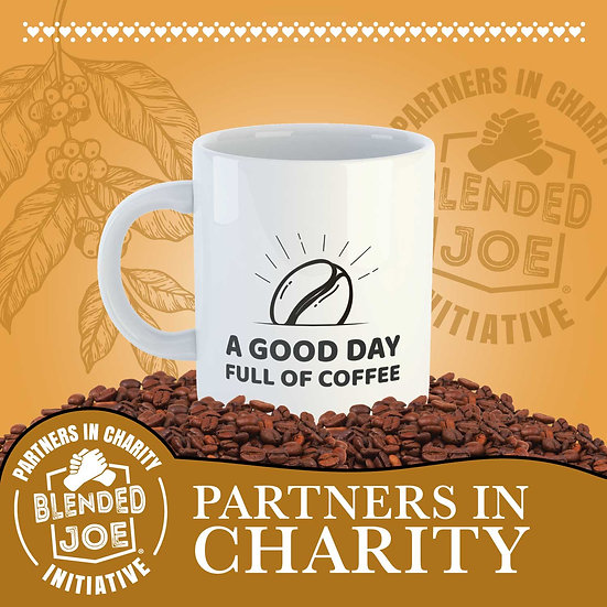 AACNJ - A Good Day Coffee Mug