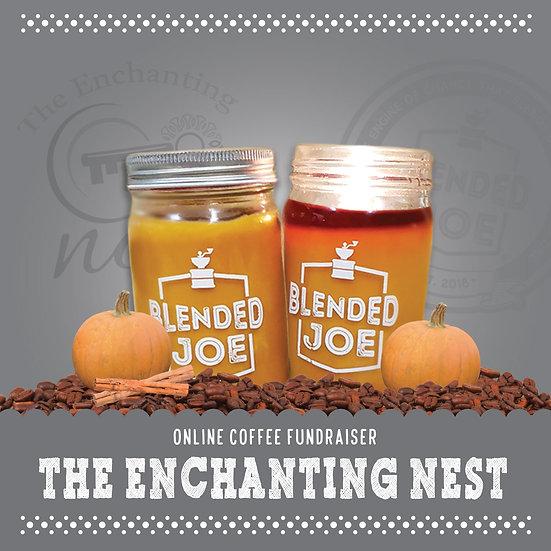 Enchanting Nest - Pumpkin Spice Latte Candle