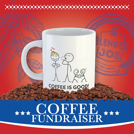 MATCHDOG - Coffee Is Good Mug
