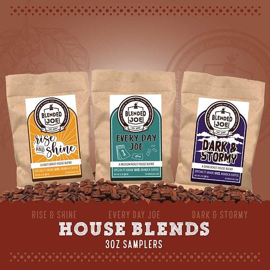 House Blends Sampler