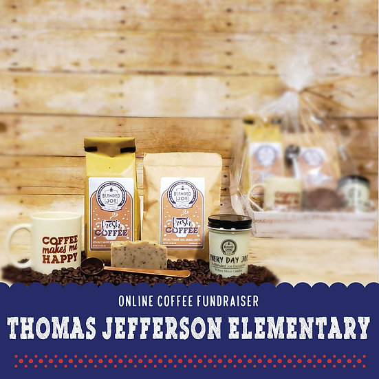 TJ Elementary - I Love Coffee Deluxe Gift Set