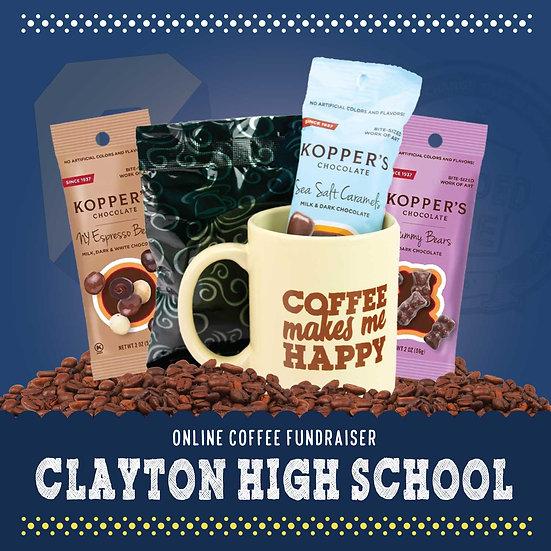 Clayton High - Mug-Oh-Happiness