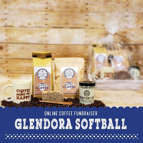 Glendora Softball - I Love Coffee Deluxe Gift Set