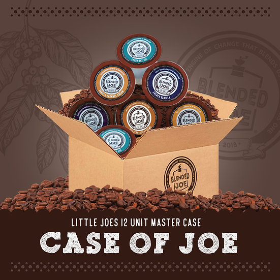 Plot Twist - Case of Little Joes | 12 Unit Master Case