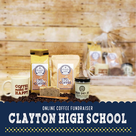 Clayton High - I Love Coffee Deluxe Gift Set