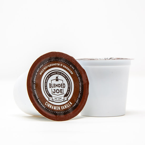 Cinnamon Vanilla Pods