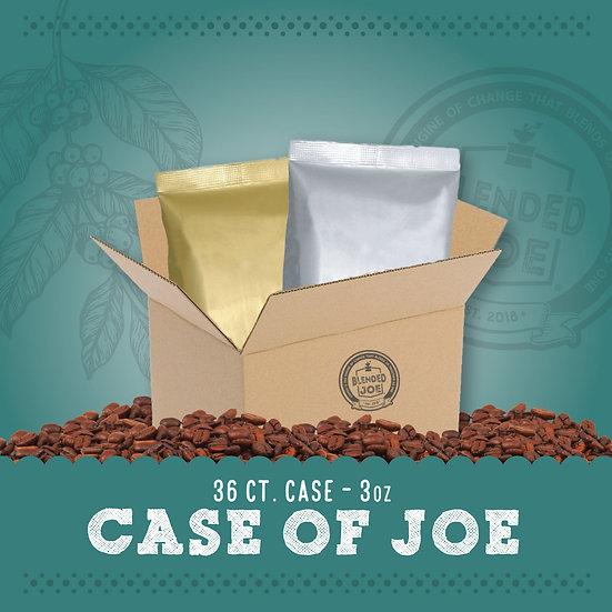 Case of Joe 3oz Packs | 36ct
