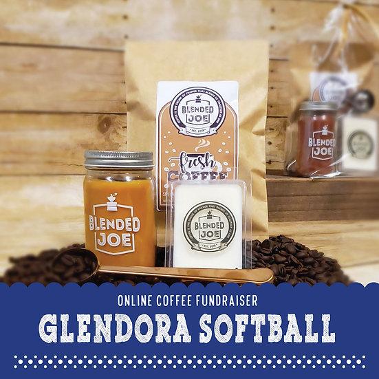 Glendora Softball - I Love Coffee Mini Seasonal Gift Set