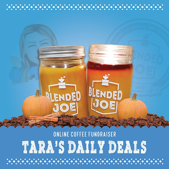Tara's Daily Deals - Pumpkin Spice Latte Candle