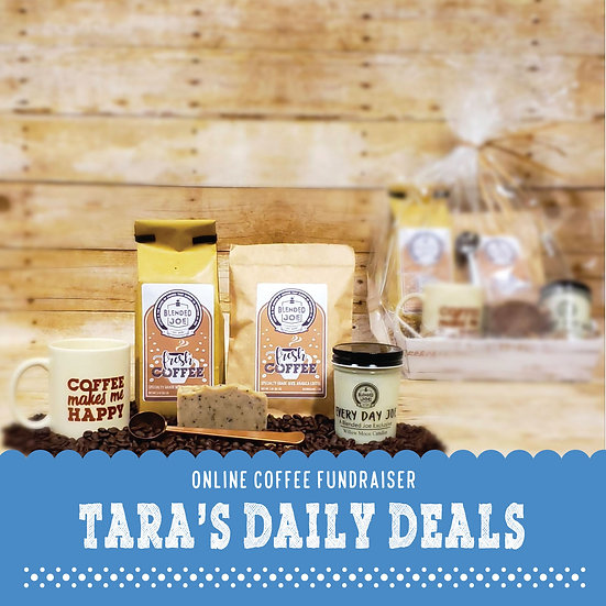 Tara's Daily Deals - I Love Coffee Deluxe Gift Set
