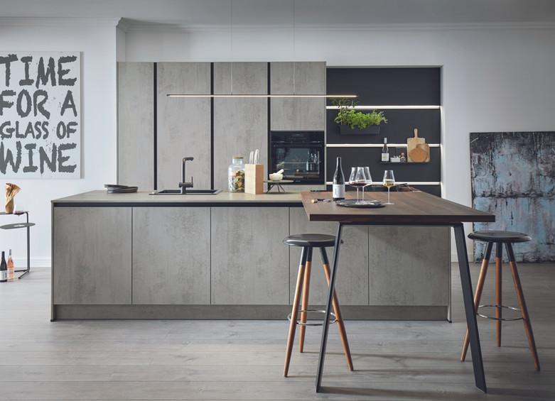 best_top_concrete_kitchen_handless_grip_