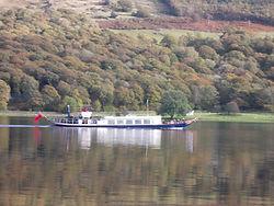 The Steam Yacht Gondola