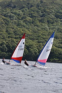 Toppers on Coniston Water