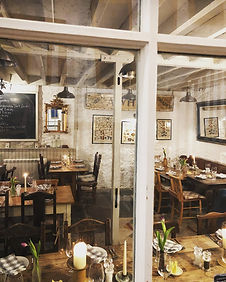 Harry's Cafe at Yew Tree Barn