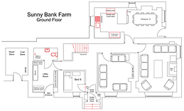 Sunny Bank Farm - Ground Floor