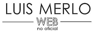 Luis Merlo Web logo